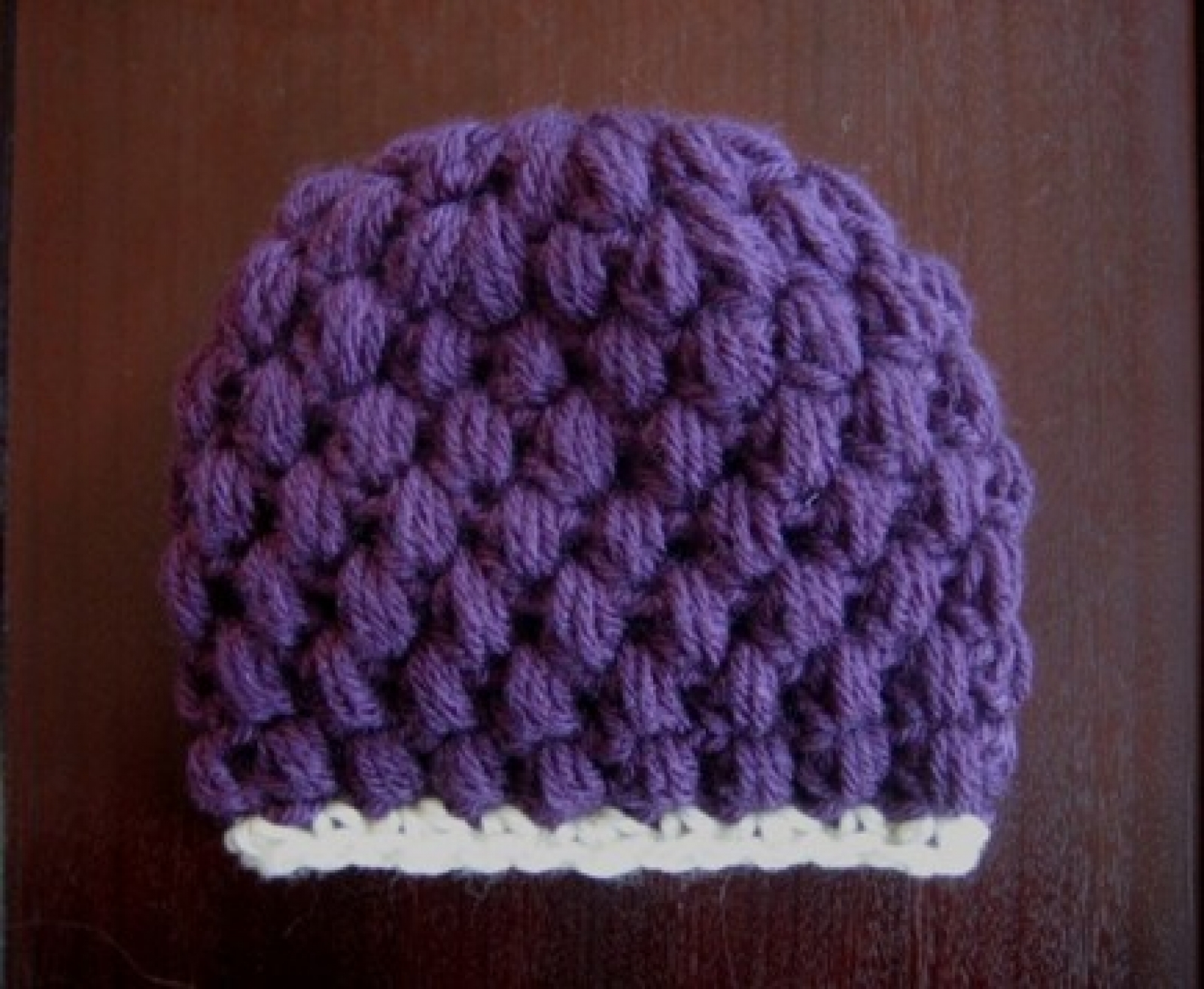 Puff Stitch Hat Crochet Pattern Crochet Earflap Hat