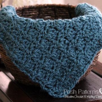 Crochet Baby Blanket Pattern   Baby Wrap Pattern