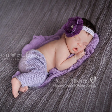 Knitting Pattern Baby Pants - Knit Baby Pants